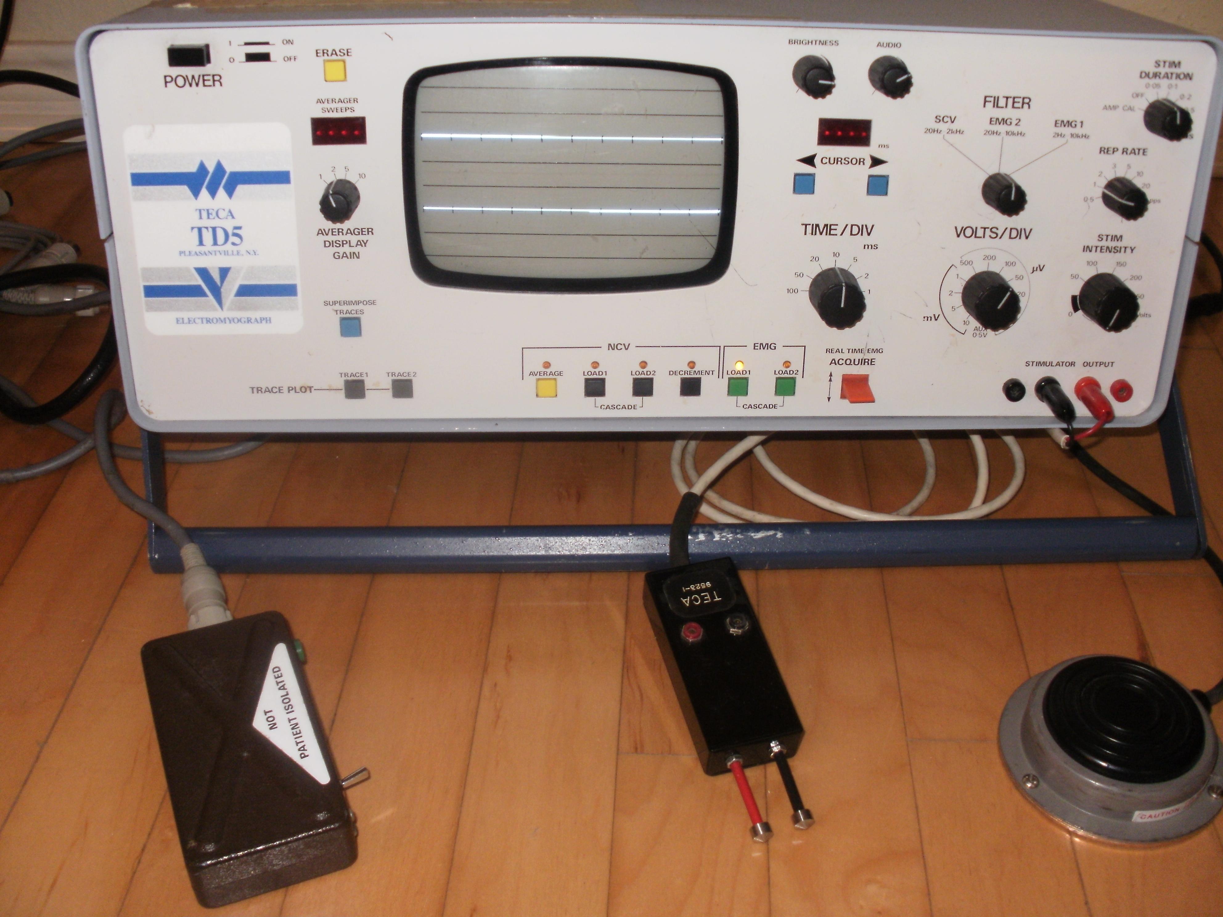 ncv machine for sale