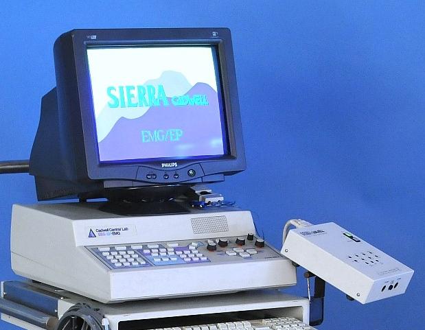 teca synergy emg machine